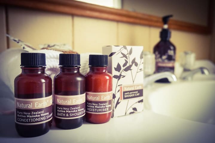 Complimentary guest amenities
