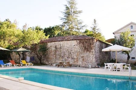 La Bastide Quercynoise - Laburgade - Villa