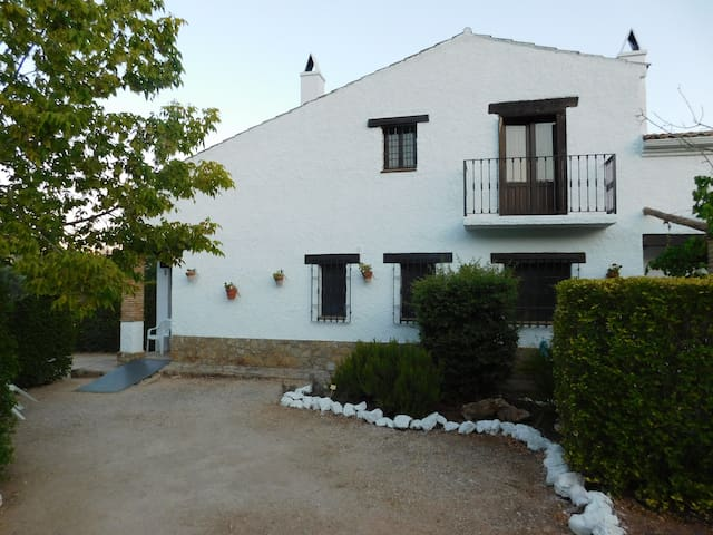 Casa rural en plena Sierra de Cazorla y Segura - Hornos - Huis