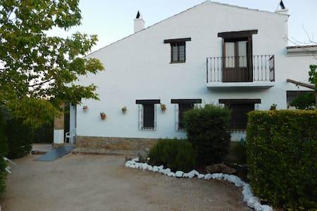 Casa rural en plena Sierra de Cazorla y Segura - Hornos