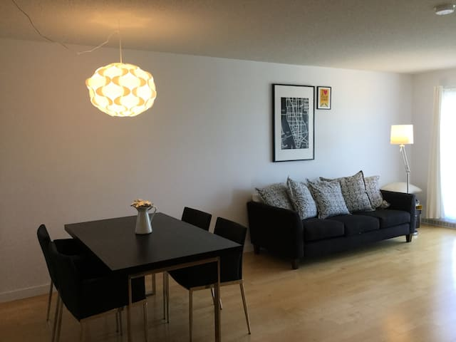Charming Condo in Lachine - Montreal - Apto. en complejo residencial