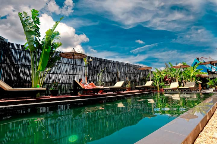 Welcome to Siem Reap, Angkor Pal Boutique Hotel