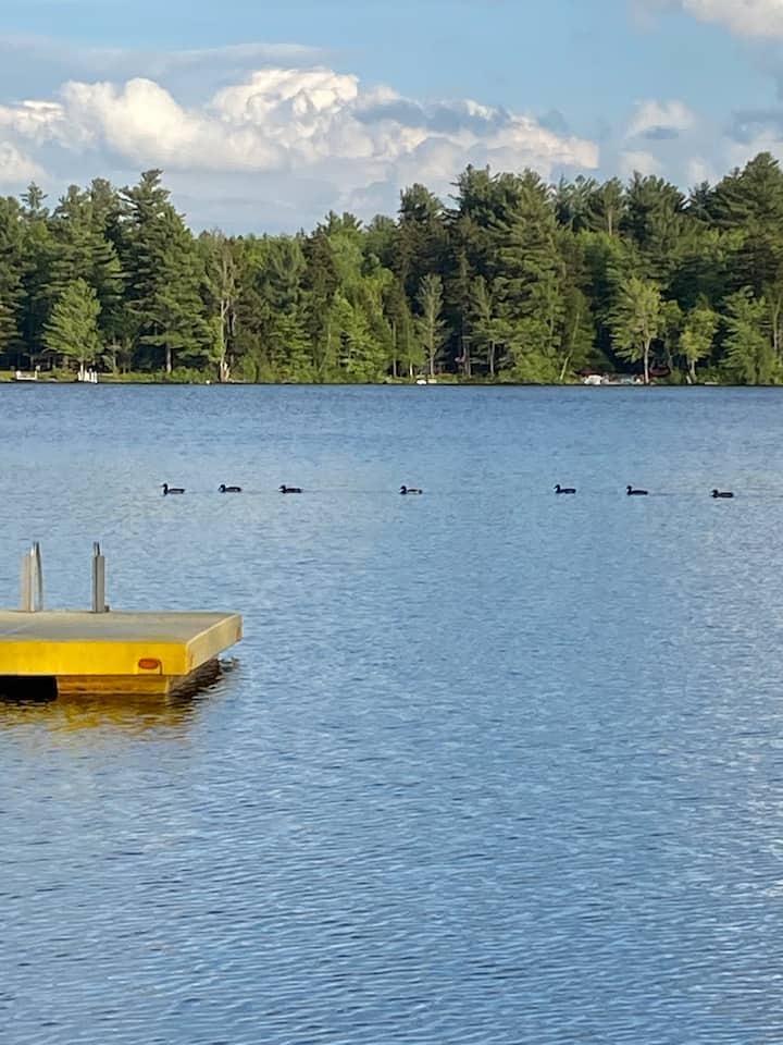 Berkshire Lake Retreat