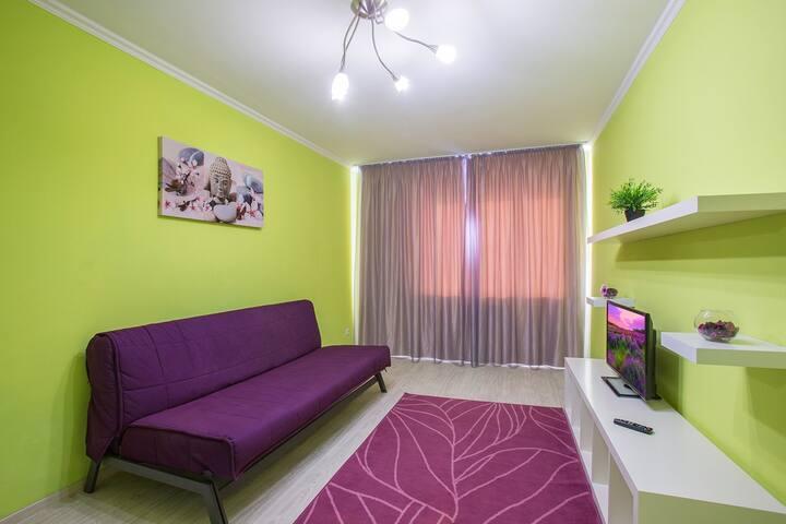 Апартаменты на Павловском тракте - Barnaul - Apartamento