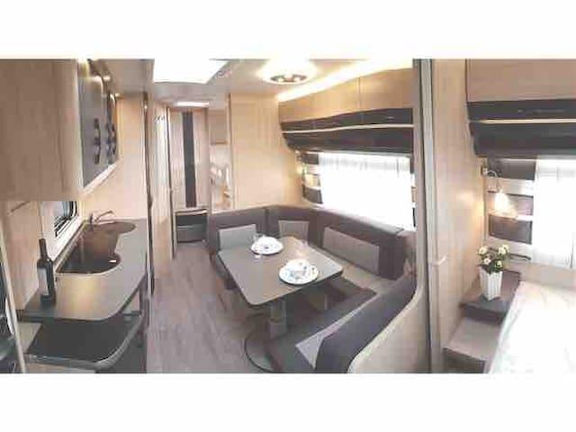 Campingvogn - Caravan