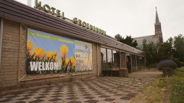 1-3 persoons kamer Leiden