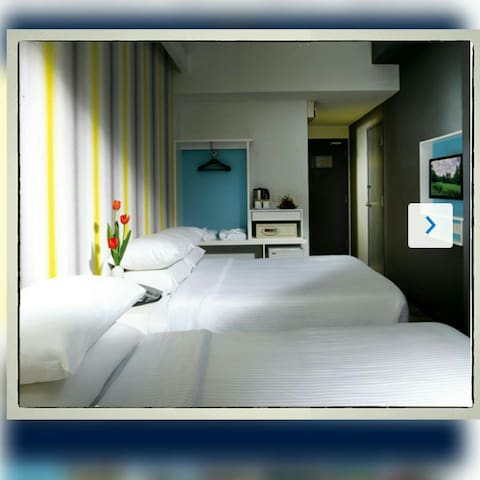 Genting First World Hotel : Deluxe Room - [DD]