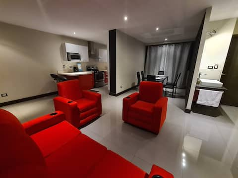 Centric Apartment in Guatemala city