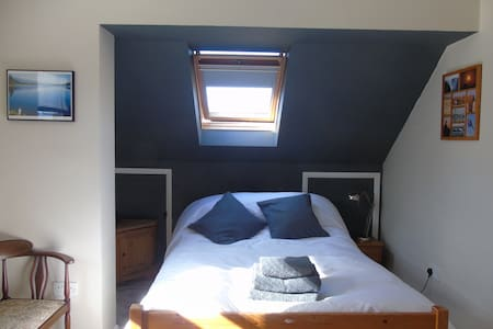 Comfortable double room with breakfast and parking - Casa