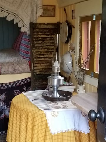 Northwoods Gypsy Wagon