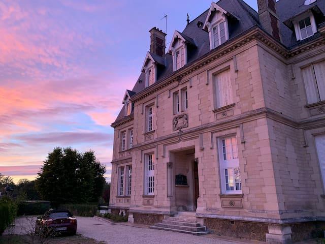 Appartement de 3 pièces château de la Brévière