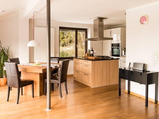 Luxus pur Inmitten der Natur - freistehendes Haus