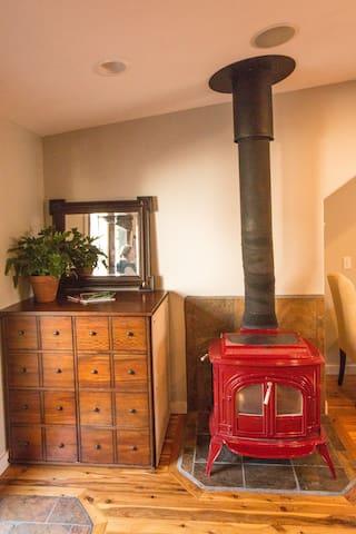 Vermont Castings stove