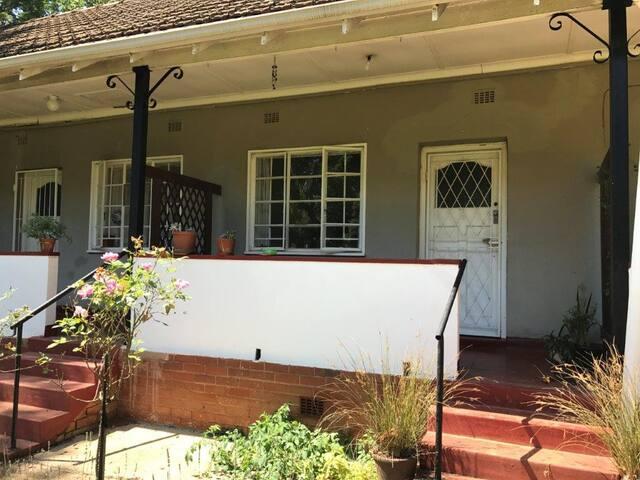 Garden Flat - Pietermaritzburg - Huoneisto