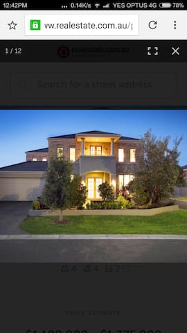 Cosy Family Home - Keysborough - Rumah