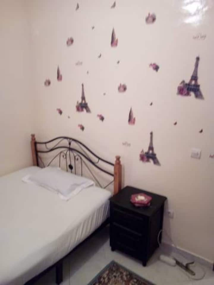Fresh Room at Benslimane