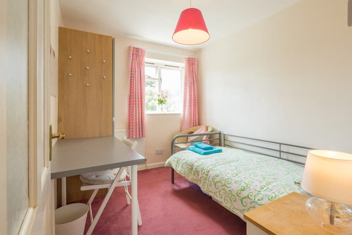 Single room near Cambridge
