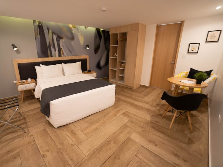 VxT - Luxury Room #7 Best Place in Quito