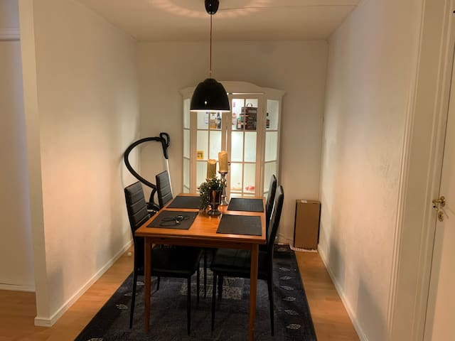Apartment in Nordkjosbotn. 1 h drive from Tromsø