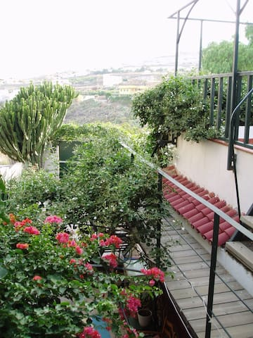 Room in the mountains near the sea - Candelaria - Talo