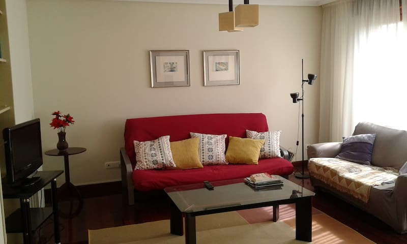 Nice and central apartment. - Santoña - Apartment
