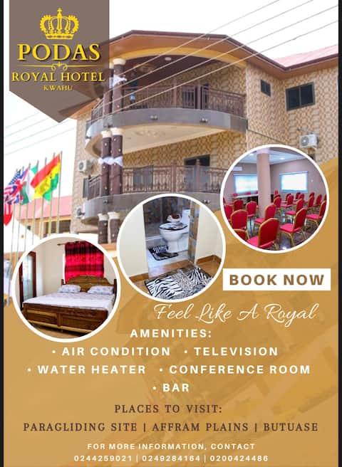 PODAS ROYAL HOTEL - feel like a royal