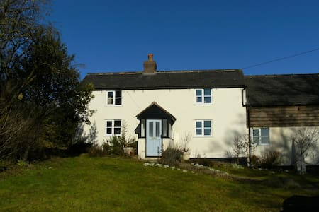 Stunning Cottage on Wenlock Edge - Shropshire