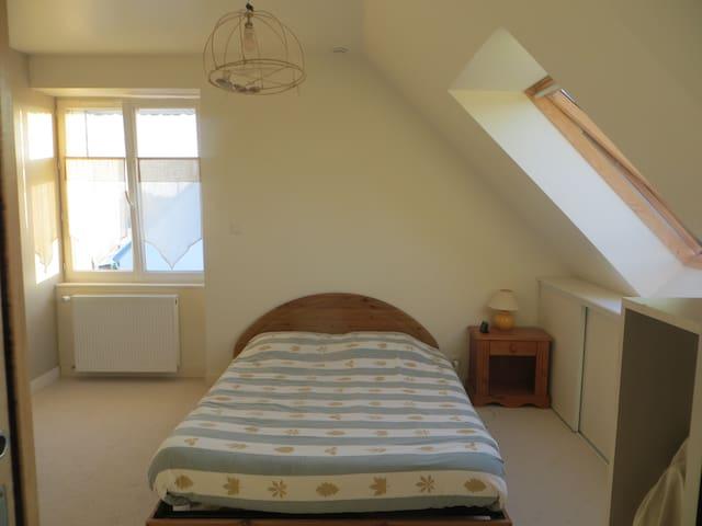 1 Chambre proche de Brest - Plouzané - House
