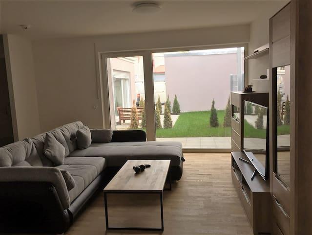 Komfortunterkunft in Herzogenaurach - Herzogenaurach - Lyxvåning