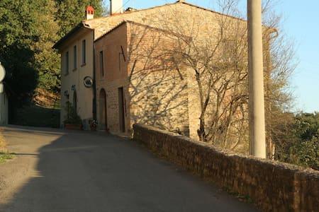 Rustico toscano finemente ristrutturato - Castelluccio
