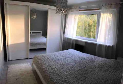 Cozy 2rooms apartment only 9km away from Rakvere