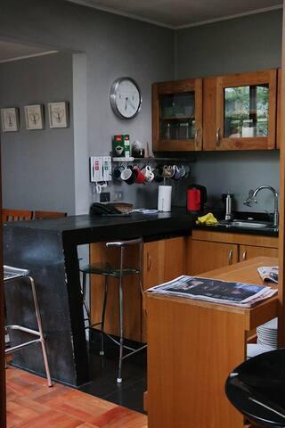 piezas para estudiantes en una casa - Providencia - Ev