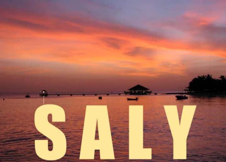 located villa in Saly , SENEGAL