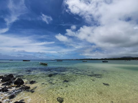 CRYSTAL VILLA 1 - Trou d'eau Douce - 50m plage