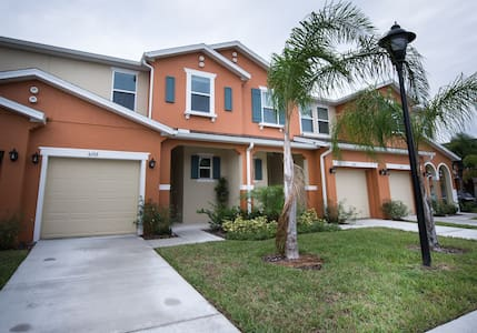 Great home for rent in Kissimmee! - Kissimmee - Maison de ville