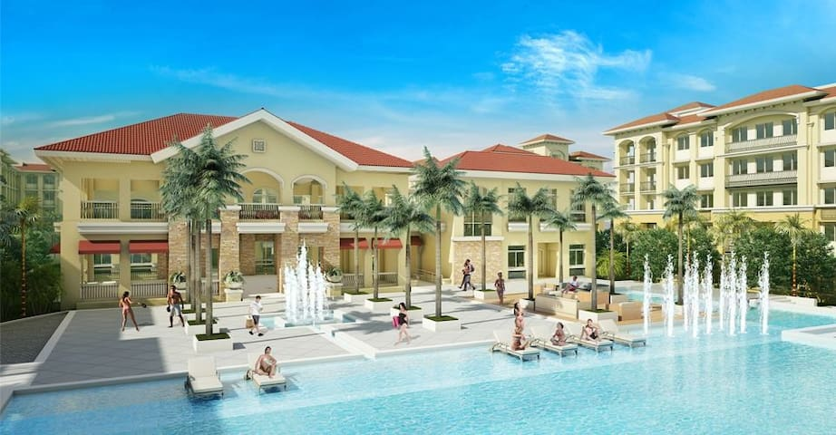 Cool Breezy Studio APT w/ Pool&Gym - Cebu City - Kondominium