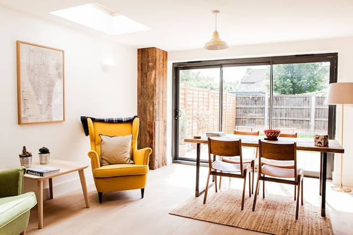 Stunning Contemporary 4BD House | East London