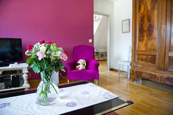 La vie de bohème - Chambéry - Apartment