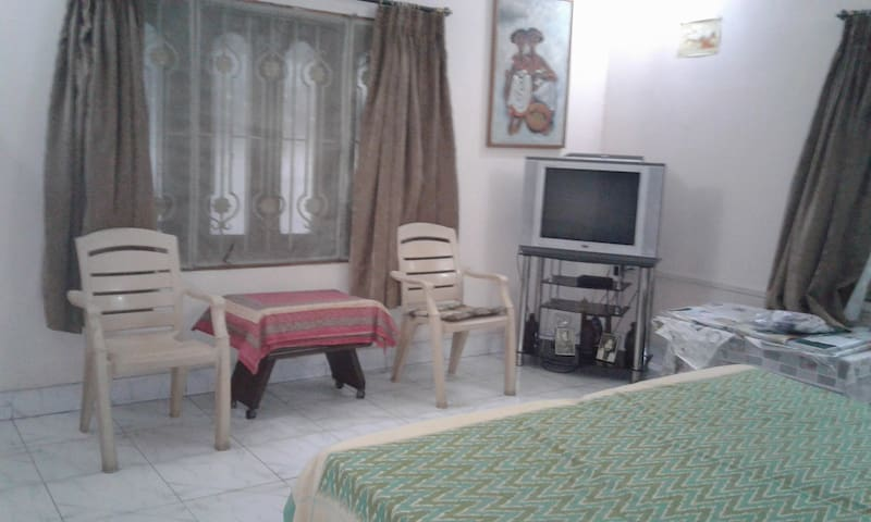 Clean/Green 2Bed Rooms in classy Civil Town - Rourkela - Casa