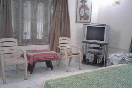 Clean/Green 2Bed Rooms in classy Civil Town - Rourkela - Hus