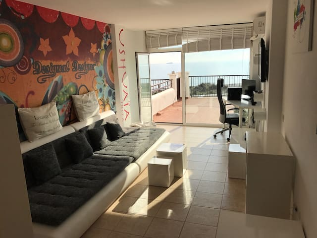 Apartment in front of the beach - Ibiza - Apartment