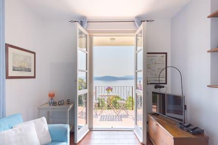 A Balcony on the Lake