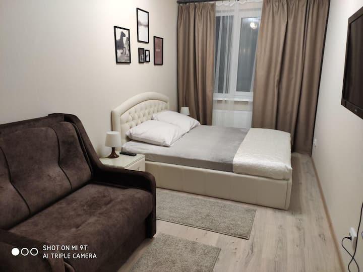 Апартаменты с отличным расположением в г. СПб