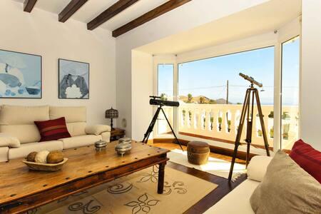 Villa Los Loros, relax, beach, good food and fun days - Nazaret