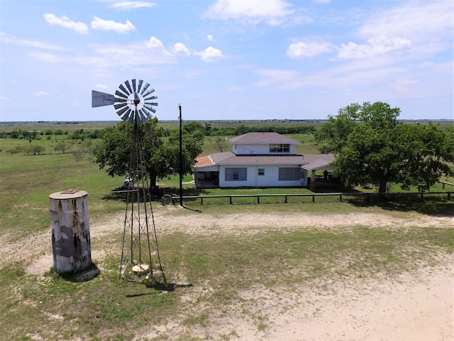 1920,s Texas two story ranch house