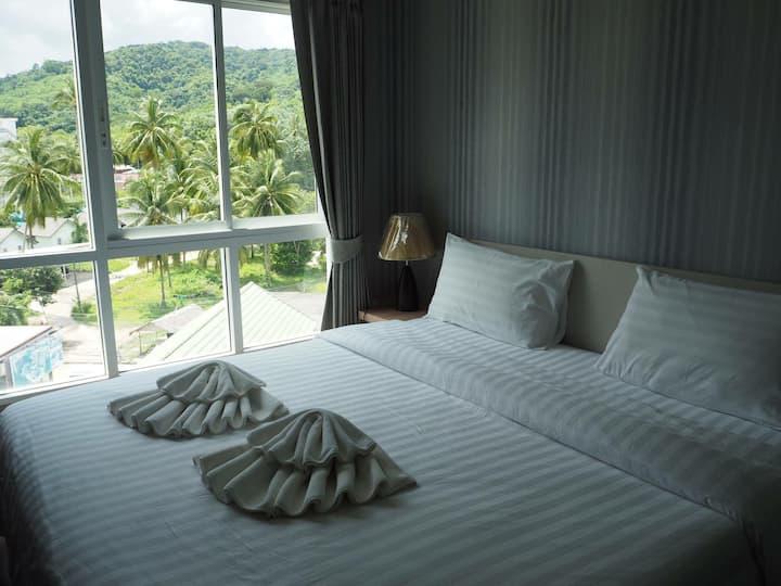 The sea condo Aonang Krabi
