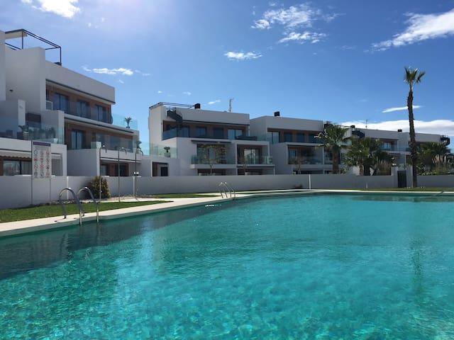 CASAPINTO luxurious holiday apartment Costa Blanca