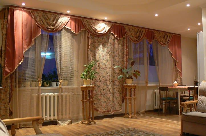 Эксклюзивная квартира с евроремонтом - Vladimir - อพาร์ทเมนท์