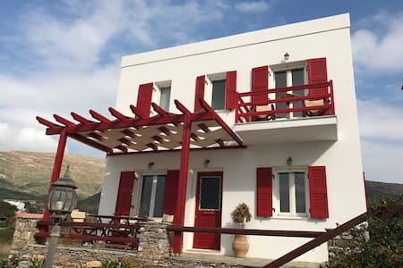 Modern House in Mega Gialos - Megas Gialos - 獨棟