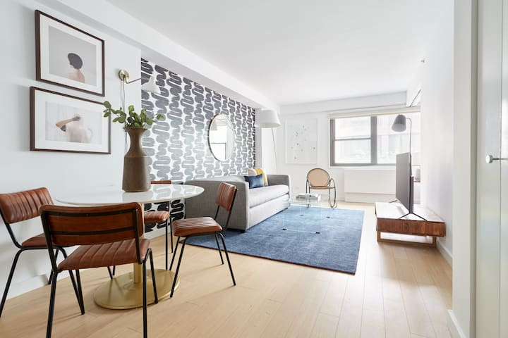 Sonder | The Nash | Tranquil 1BR + Rooftop